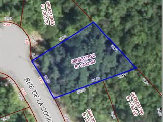 Lot for sale in Saint-Philémon, Chaudière-Appalaches, 201, Rue de la Coulée, 20233183 - Centris.ca