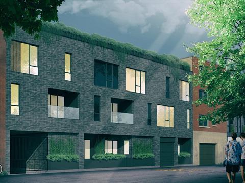 Condo / Appartement à louer à Villeray/Saint-Michel/Parc-Extension (Montréal), Montréal (Île), 7400, Rue  Saint-Hubert, app. 101, 16784806 - Centris.ca