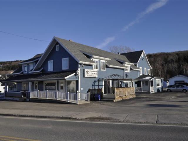Bâtisse commerciale à vendre à Saint-Pacôme, Bas-Saint-Laurent, 188, boulevard  Bégin, 23624198 - Centris.ca