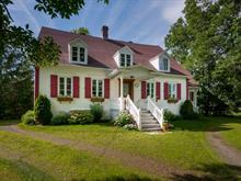 Maison à vendre à Saint-Vallier, Chaudière-Appalaches, 314, Rue  Principale, 19656737 - Centris