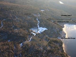 Lot for sale in La Macaza, Laurentides, Chemin du 7e-Rang, 25296412 - Centris.ca