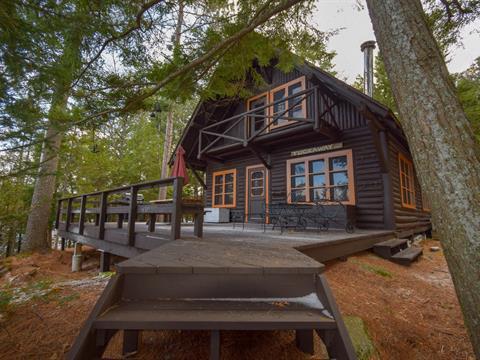 Cottage for sale in Duhamel, Outaouais, 8A, Île  Lac-Gagnon, 22633456 - Centris.ca