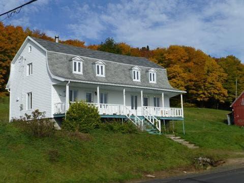 House for sale in Saint-Tite-des-Caps, Capitale-Nationale, 96, Avenue de la Montagne, 19606019 - Centris.ca