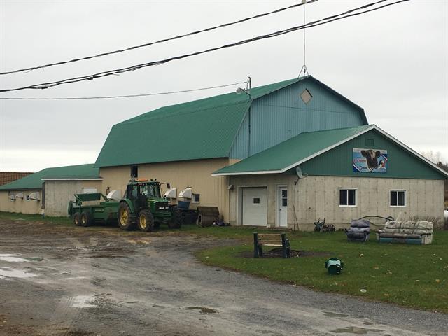 Ferme à vendre à Wickham, Centre-du-Québec, 1100, 12e Rang, 9486577 - Centris.ca