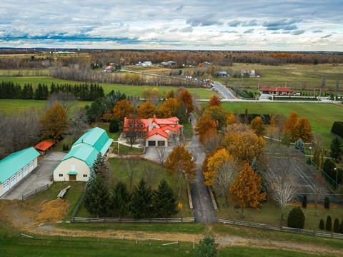 Fermette à vendre à Havelock, Montérégie, 594, Chemin  Cowan, 18094360 - Centris.ca