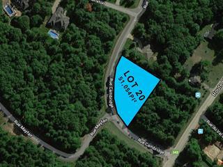 Terrain à vendre à Hudson, Montérégie, Rue de Cambridge, 20738652 - Centris.ca