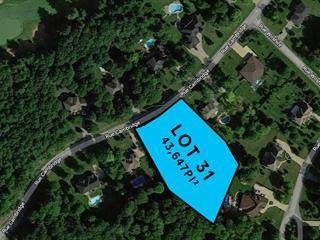 Terrain à vendre à Hudson, Montérégie, Rue de Cambridge, 24192313 - Centris.ca