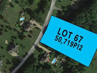 Lot for sale in Hudson, Montérégie, Rue de Cambridge, 13974970 - Centris.ca