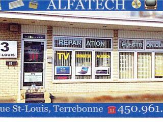Business for sale in Terrebonne (Terrebonne), Lanaudière, 83, Rue  Saint-Louis, 12155181 - Centris.ca
