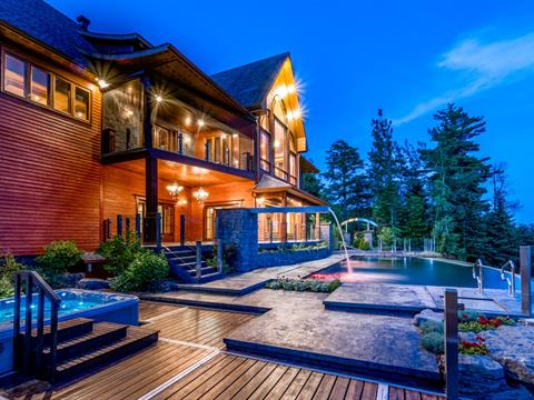 House for sale in Lac-Saint-Joseph, Capitale-Nationale, 1054, Chemin  Thomas-Maher, 16190559 - Centris.ca