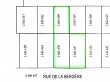 Lot for sale in Saint-Jean-sur-Richelieu, Montérégie, Rue de la Bergère, 15244177 - Centris