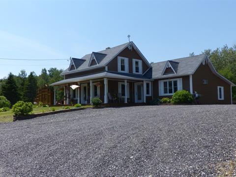 Cottage for sale in Saint-Elzéar-de-Témiscouata, Bas-Saint-Laurent, 559, Chemin  Thibault, 26019684 - Centris.ca