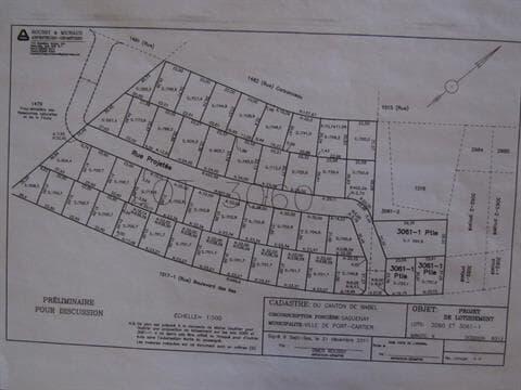 Terrain à vendre à Port-Cartier, Côte-Nord, boulevard des Îles, 23843114 - Centris.ca