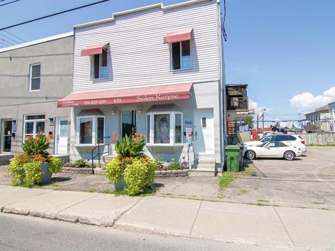 Commercial building for sale in Lachine (Montréal), Montréal (Island), 660A - 670A, Rue  Provost, 12297139 - Centris.ca