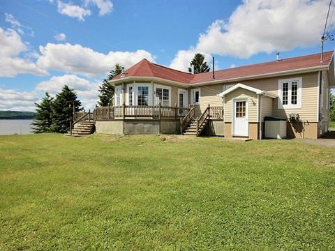 Maison à vendre à Pointe-à-la-Croix, Gaspésie/Îles-de-la-Madeleine, 280, boulevard  Perron Est, 15420409 - Centris