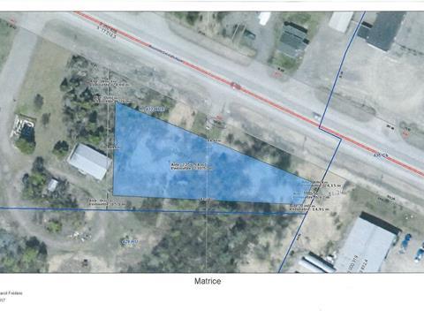 Lot for sale in Val-d'Or, Abitibi-Témiscamingue, 585, Route de Saint-Philippe, 9966032 - Centris.ca