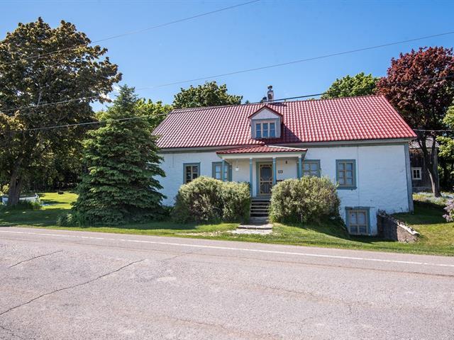 House for sale in Saint-Denis-De La Bouteillerie, Bas-Saint-Laurent, 46, Route  132 Est, 15907977 - Centris.ca