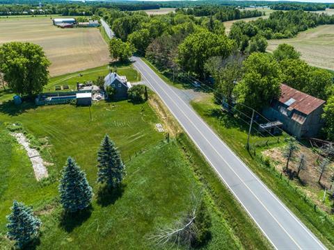 Fermette à vendre à Roxton, Montérégie, 1734, Petit-11e Rang, 17136071 - Centris.ca