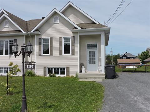 House for sale in Saint-Georges, Chaudière-Appalaches, 1297, 168e Rue, 10342193 - Centris.ca