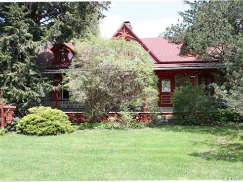 Fermette à vendre à Saint-Paul-d'Abbotsford, Montérégie, 225Z, Rang de la Montagne, 22288166 - Centris
