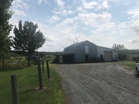 Fermette à vendre à Roxton, Montérégie, 993, 5e Rang, 12938490 - Centris.ca