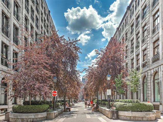 Condo for sale in Montréal (Ville-Marie), Montréal (Island), 58, Rue  De Brésoles, apt. R09, 23800361 - Centris.ca