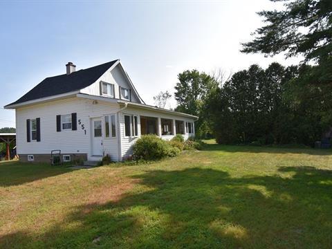 Farm for sale in Lochaber, Outaouais, 551, Montée  Parent, 27272332 - Centris.ca
