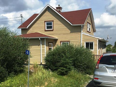 House for sale in Saint-Mathieu-d'Harricana, Abitibi-Témiscamingue, 45, Chemin  Allard, 11296628 - Centris.ca