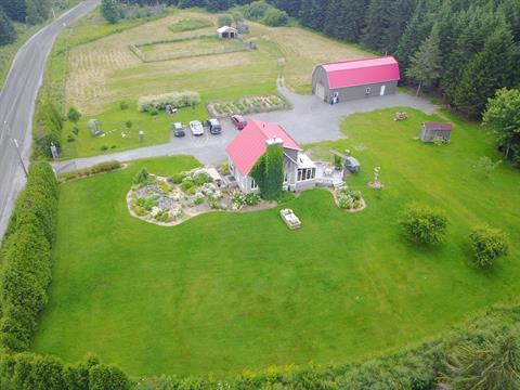 Hobby farm for sale in Saint-Adelphe, Mauricie, 390, Rang  Price, 18063628 - Centris