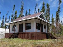Maison à vendre à Rivière-Mistassini, Saguenay/Lac-Saint-Jean, Lac  Margonne, 26257764 - Centris.ca