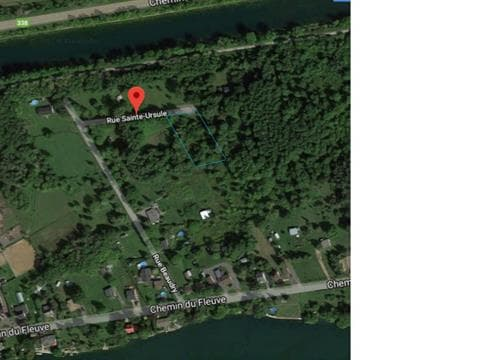 Lot for sale in Les Cèdres, Montérégie, Avenue  Saint-Ursule, 14040528 - Centris