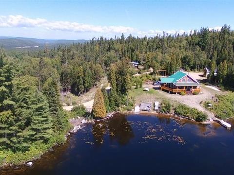 Cottage for sale in Petit-Saguenay, Saguenay/Lac-Saint-Jean, 70, Chemin du Lac-Fidelin, 10165591 - Centris.ca