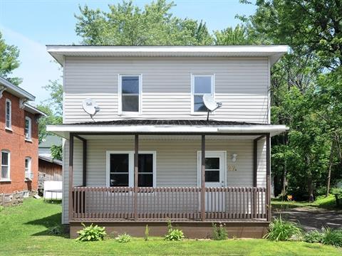 Duplex à vendre à Huntingdon, Montérégie, 27 - 27A, Rue  Bouchette, 22747466 - Centris.ca