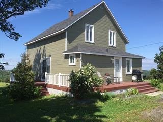 Maison à vendre à Matane, Bas-Saint-Laurent, 61, Rang de la Coulée, 20112883 - Centris.ca
