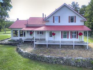 Fermette à vendre à Kinnear's Mills, Chaudière-Appalaches, 1041, 3e Rang, 22591052 - Centris.ca