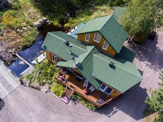 Chalet à vendre à Saint-Félicien, Saguenay/Lac-Saint-Jean, 3158, Chemin  Paul-Émile-Tremblay, 28652125 - Centris.ca