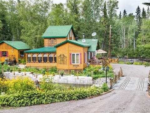 Cottage for sale in Saint-Félicien, Saguenay/Lac-Saint-Jean, 3158, Chemin  Paul-Émile-Tremblay, 28652125 - Centris.ca