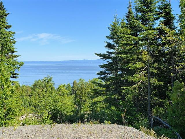 Lot for sale in Petite-Rivière-Saint-François, Capitale-Nationale, Chemin du Trait-Carré, 25709734 - Centris.ca