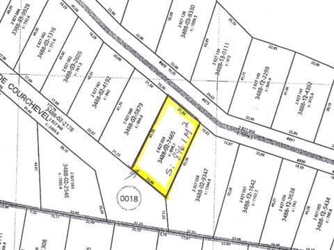 Lot for sale in Saint-Adolphe-d'Howard, Laurentides, Chemin de Courchevel, 22585219 - Centris.ca