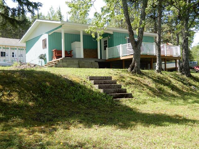 Maison à vendre à Saint-Eugène-de-Guigues, Abitibi-Témiscamingue, 518, Chemin du Lac-Cameron, 27854105 - Centris.ca