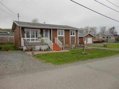 Maison à vendre à Les Méchins, Bas-Saint-Laurent, 105, Rue  Verreault, 28695363 - Centris.ca