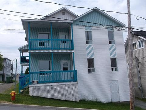 Triplex à vendre à Thetford Mines, Chaudière-Appalaches, 82, Rue  Saint-Désiré, 20389107 - Centris.ca