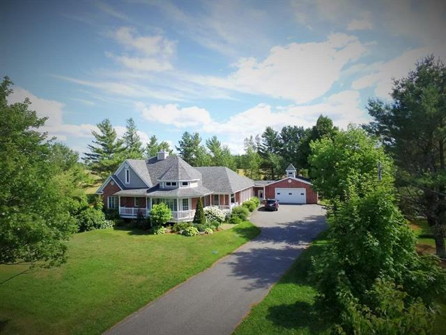 Hobby farm for sale in Ascot Corner, Estrie, 6780Z, Route  112, 13929843 - Centris.ca