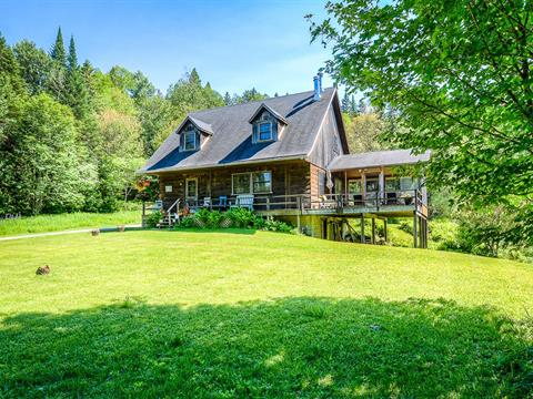 Hobby farm for sale in Sainte-Agathe-des-Monts, Laurentides, 6240, Chemin de la Montée-Boisclair, 12422718 - Centris.ca
