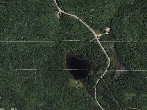 Terrain à vendre à Duhamel, Outaouais, Route  321, 25005811 - Centris.ca