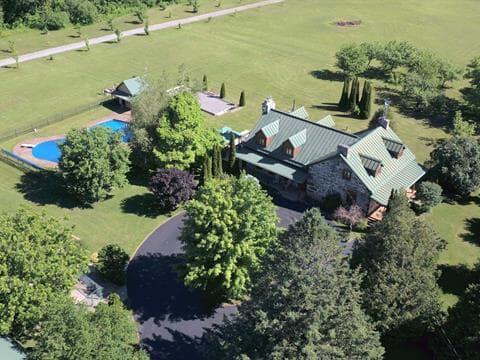Hobby farm for sale in Sainte-Clotilde, Montérégie, 1082A, Grand rg  Sainte-Clotilde, 19305431 - Centris.ca