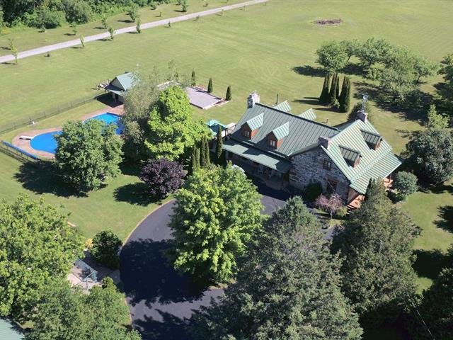 Fermette à vendre à Sainte-Clotilde, Montérégie, 1082A, Grand rg  Sainte-Clotilde, 19305431 - Centris.ca