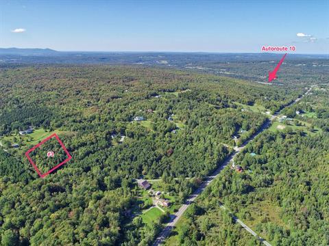 Terrain à vendre à Saint-Étienne-de-Bolton, Estrie, 273, Chemin du Grand-Bois, 22411026 - Centris.ca