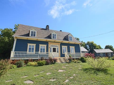 Maison à vendre à Saint-Jean-Port-Joli, Chaudière-Appalaches, 530, Avenue  De Gaspé Est, 28263485 - Centris.ca