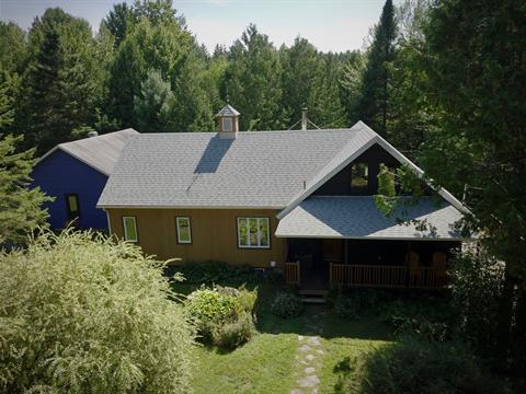 Chalet à vendre à Frelighsburg, Montérégie, 63, Chemin  McIntosh, 28449174 - Centris.ca